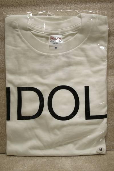新品 BiS 新生アイドル研究会 IDOL Tシャツ 白 Mサイズ グッズ
