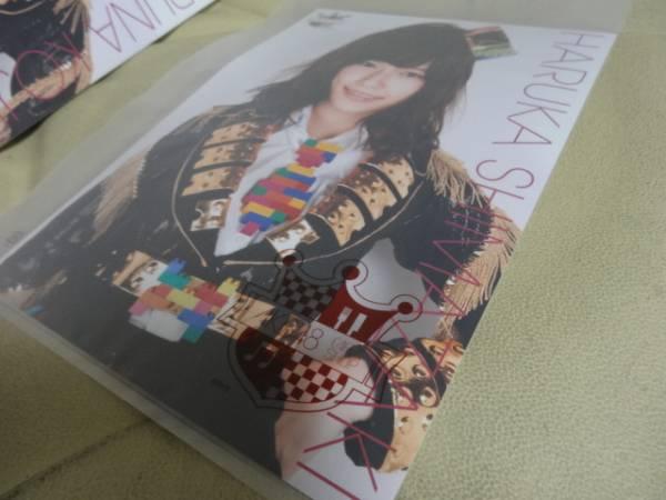 AKB48カフェ&ショップ生写真ポスター 第42弾 島崎遥香1410 ライブ・総選挙グッズの画像