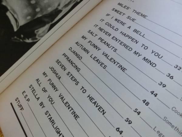 ●マイルスデヴィス2●アドリブレコードコピー●_画像2