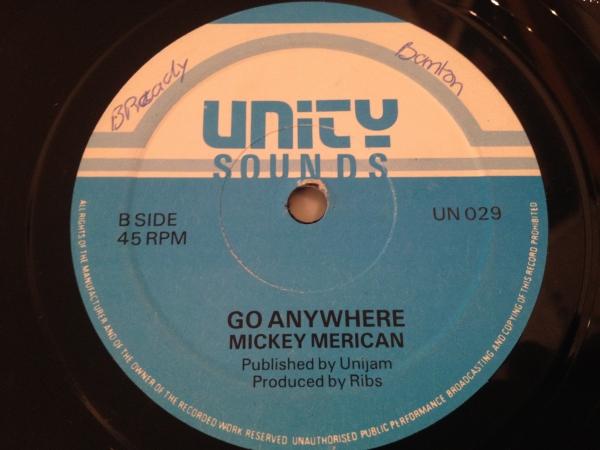 ■Mickey Merican/Ride The Rhythm■KILLER DIGITAL!_画像2