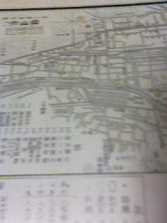 明治39年大日本管轄分地図[岡山県]岡山市/津山町/高梁町市街図_画像2