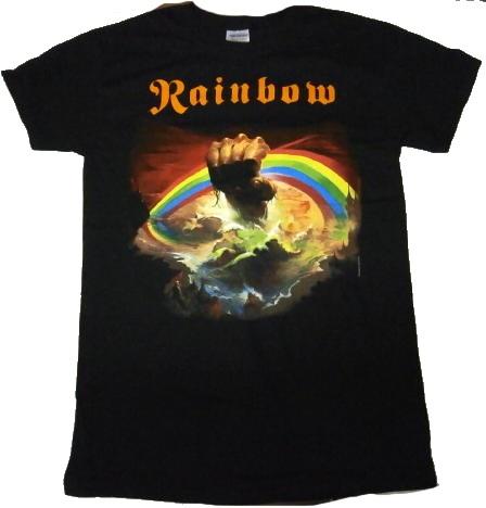 即決!RAINBOW Tシャツ Lサイズ 新品未着用【送料164円】