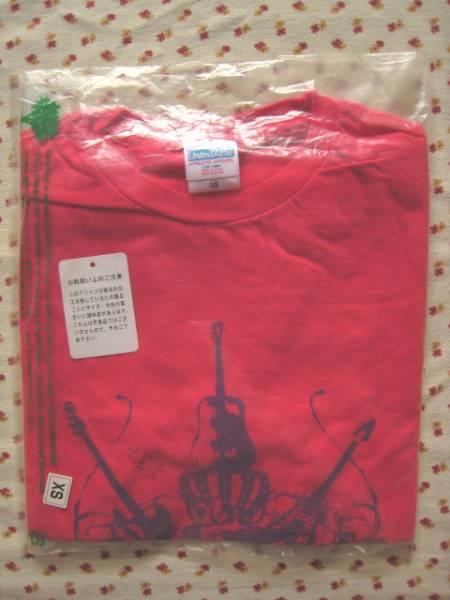 スピッツ SPITZ◆2008夏Tシャツ(ピンク)XSサイズ◆新品