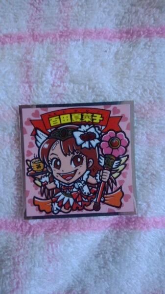 ももいろクローバーZ ももクロマンチョコ 百田夏菜子 No.11