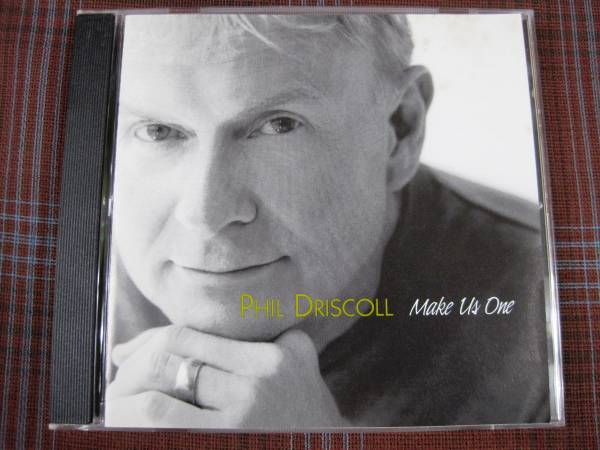 A#65◆レア盤CD◆ PHIL DRISCOLL 【 Make Us One 】 AOR名盤_画像1
