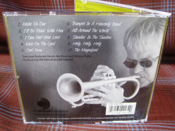 A#65◆レア盤CD◆ PHIL DRISCOLL 【 Make Us One 】 AOR名盤_画像3