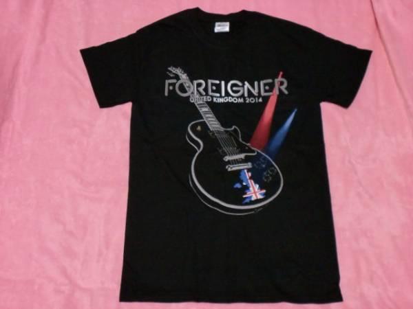 FOREIGNER フォリナー Tシャツ S バンドT ロックT ツアーT Toto Boston Journey