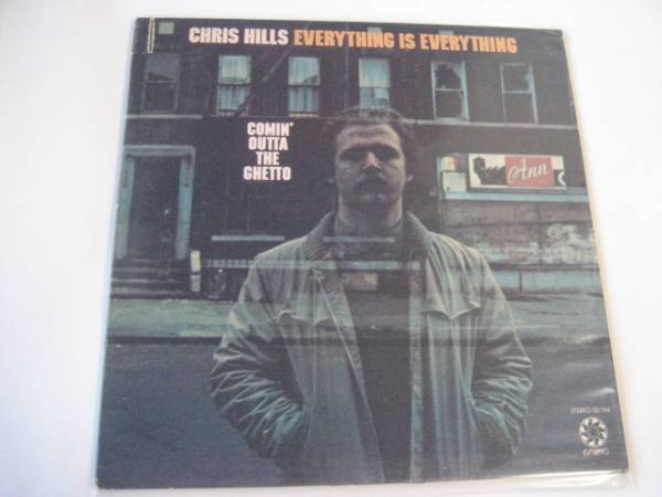 □Chris Hills/Comin Outta The Ghetto□ブルージーロック!_画像1