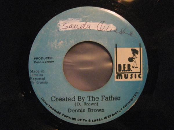 ■Dennis Brown/Created By The Father■KILLER ROOTS!_画像1