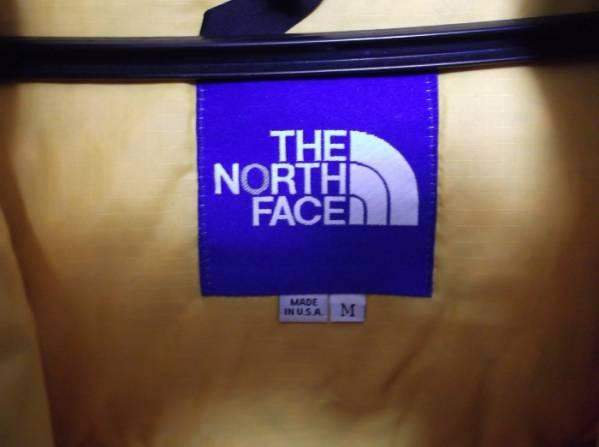 The North Face ブルックスレンジ 茶タグ 富士山 オーロラ_画像2