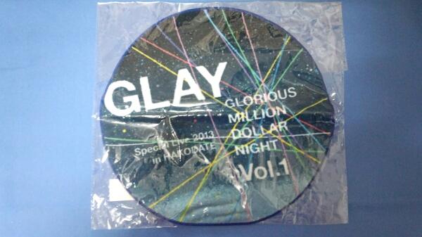 GLAY GLORIOUS MILLION DOLLAR NIGHT in 函館 ハンドタオル 新品