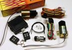 新品 USA SPAL製 POP DOOR kit リモコンポップドアキット 7ch シェイブドドアキット スムージング カスタム チャネリング ミニトラック