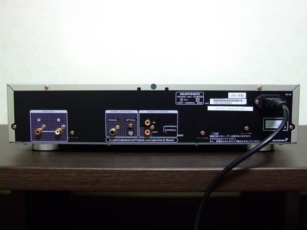 【アナログレコード音質】 marantz CDプレーヤー CD6006 高音質化改良 syno tune Fine Tune 44.1kHz 16bit の真の実力 CD-34を軽く凌駕_画像3
