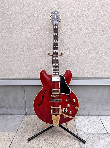 gibson vintage es-345 Cherry old JAZZ USA Les Paul