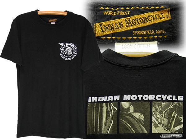 渋。。。インディアンモトサイクル(Indian Motocycle)T_画像1