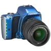 新品 PENTAX K-S1 レンズキット ブルー ペンタックス