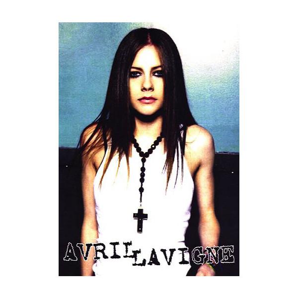 アヴリル・ラヴィーン Avril Lavigne ポスター C