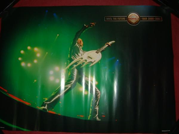 【ポスター】 布袋寅泰 ROCK THE FUTURE TOUR 2000-2001 H1