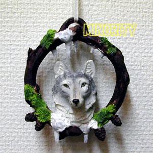 WOLF отделка . волк . . LOBO .