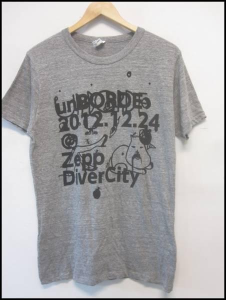 【unBORDE】アンボルデ クリスマスパーティー/2012◆Tシャツ◆L