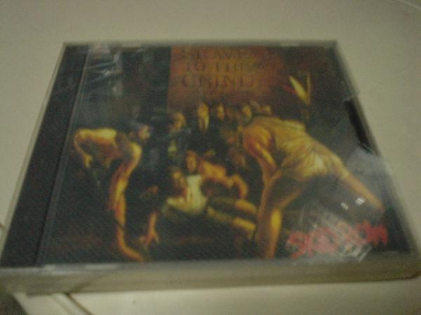 ◆◇SKID ROW スキッド ロウ SLAVE TO THE GRIND◇◆_画像1
