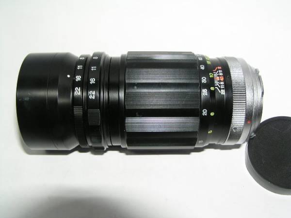 раньше. неравномерность. Minolta SR для 200 mm F4,5 пресет