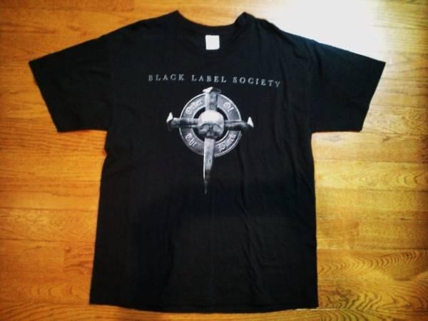 ザックワイルドBLACK LABEL SOCIETY Tシャツ1!BLS.OZZY.OZZFEST