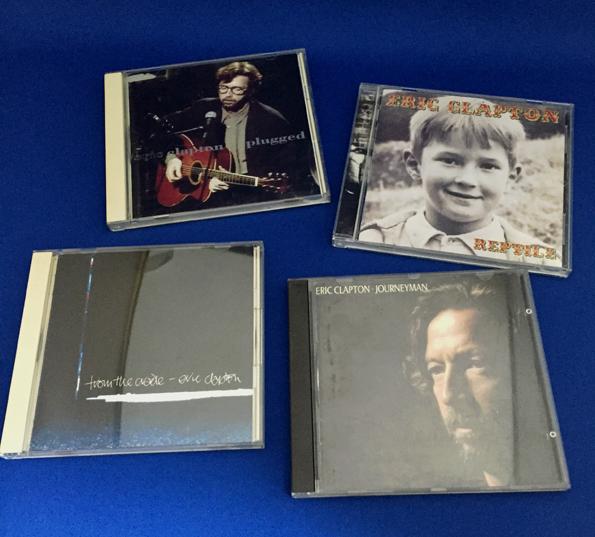 ★ Eric Clapton クラプトン 7枚セット 送料込み ★