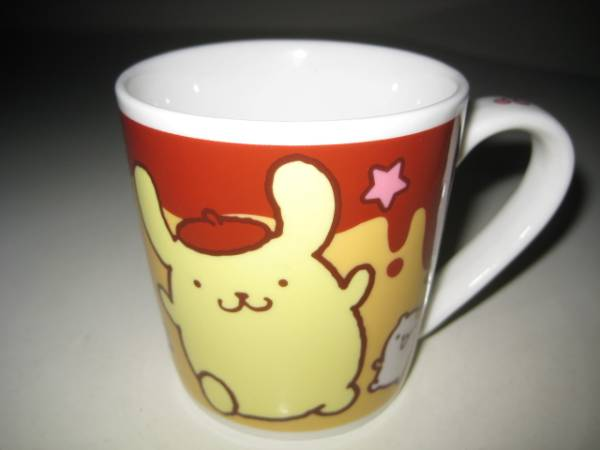 2014 サンリオ ポムポムプリン ★☆ マグカップ グッズの画像