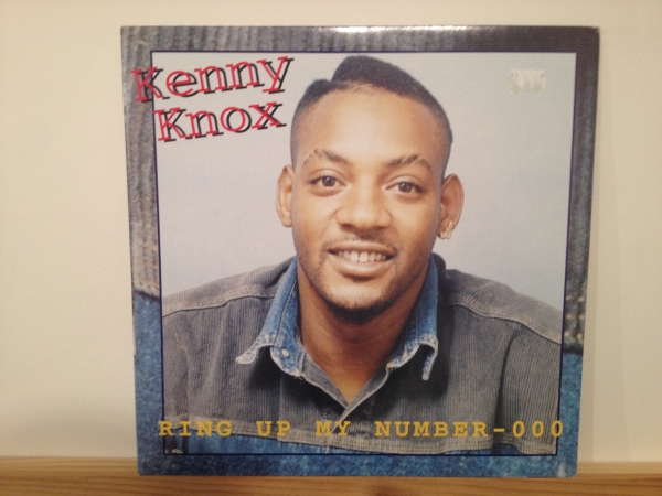 ■Kenny Knox/Ring Up My Number 000■KILLER UK DIGITAL!_画像1