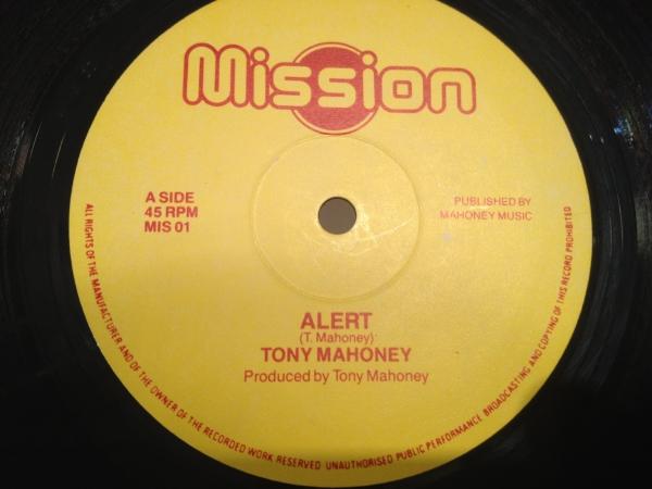 ■Tony Mahoney/Keep On Pushing■KILLER DIGI ROOTS!_画像2