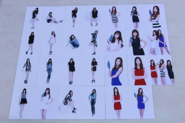 EXID 《Prinkle》 宣伝生写真27枚セット