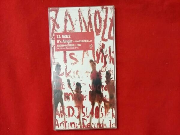 8cm CD ★ ZA MOZZ/ It's Alright ~Kiss でも決め恋をしよう_画像1