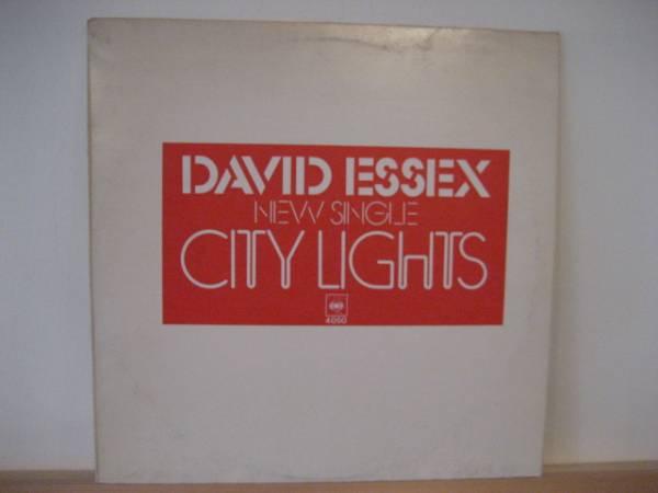 □David Essex/City Light□KILLER DISCO ROCK!_画像1