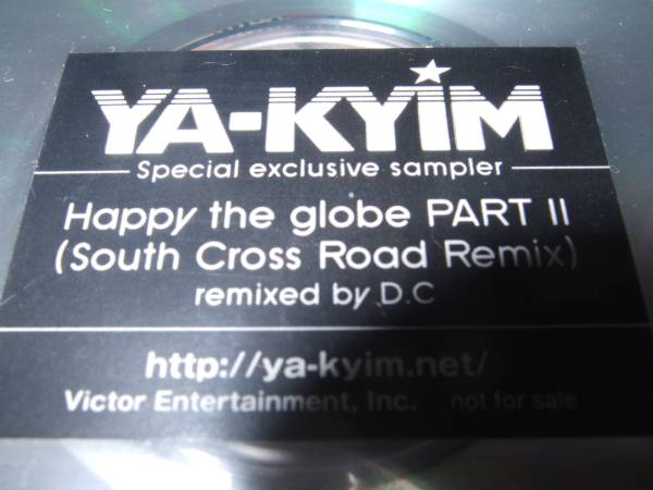 YA-KYIM『STILL ONLY ONE』良好 特典CD付(BACH LOGIC,今井了介)_画像2