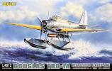 1/48 グレートウォールホビー TBD デバステーター 水上機 L4812