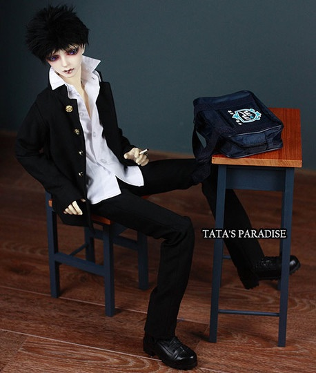 【N・TA】 MSD、SD、SD13、SD17少年用学生服 ☆3点セット☆_画像1
