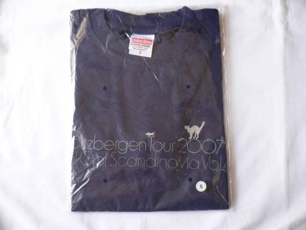 新品 未開封 スピッツ ゴースカ Tシャツ 2007 ネイビー