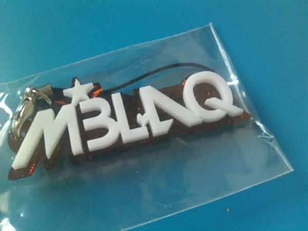 MBLAQ 3D ストラップ エムブラック
