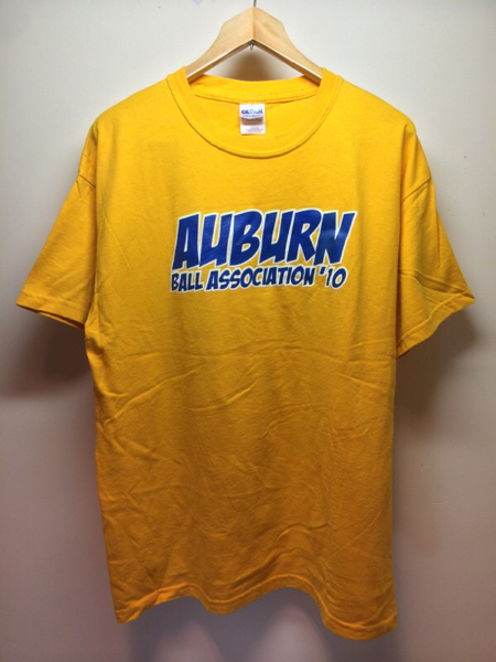 AUBURN/GILDAN(USA)ビンテージTシャツ