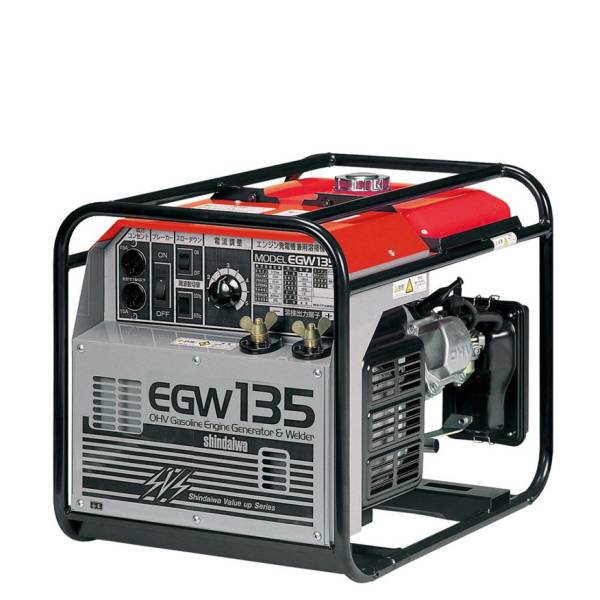 新ダイワ 発電機兼用溶接機 EGW135■送料無料・消費税込!