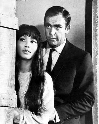 007は二度死ぬ 浜美枝 若林映子 カリン・ドール フォト3枚付き