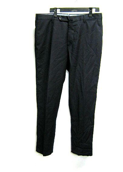 GTA Collection ウールスラックスパンツ ジーティーアー 濃紺色