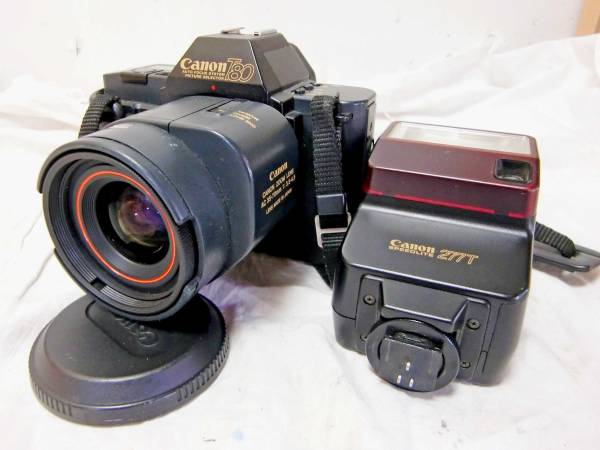 ☆Canon/キャノン AF SYSTEM T80セット☆K-7_画像1