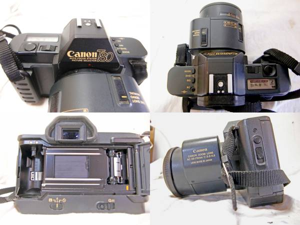 ☆Canon/キャノン AF SYSTEM T80セット☆K-7_画像2