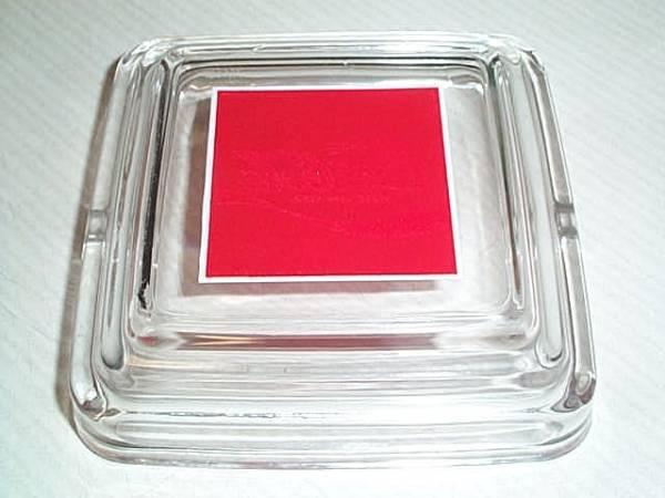 【DrinK コカコーラの灰皿(ガラス製)】 _画像3
