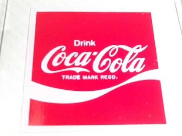 【DrinK コカコーラの灰皿(ガラス製)】 _画像2