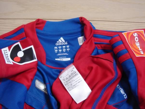 ★正規品 adidas 2012(H)FC東京「4」高橋秀人 半袖 150★_画像3