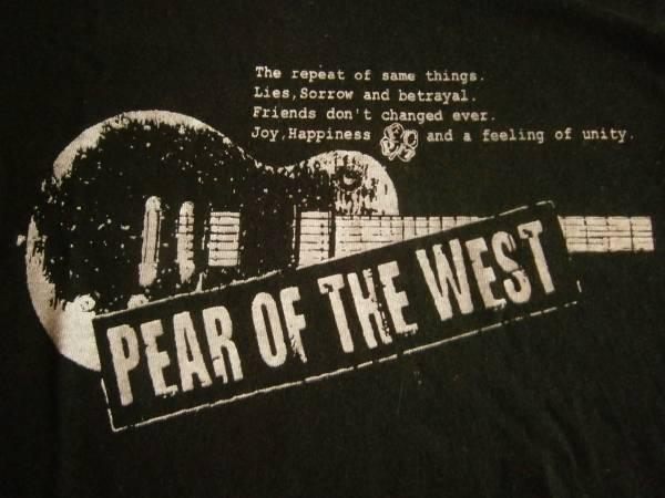 レア新品 PEAR OF THE WEST Tシャツ snuffysmile