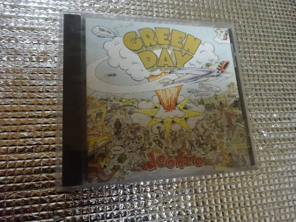 CD green day dookie